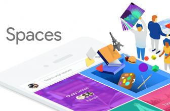 Google lance l'application Spaces