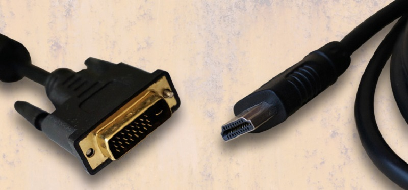 Branchement écran pc HDMI ou dvi