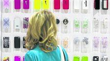 marché de l'accessoire pour smartphone