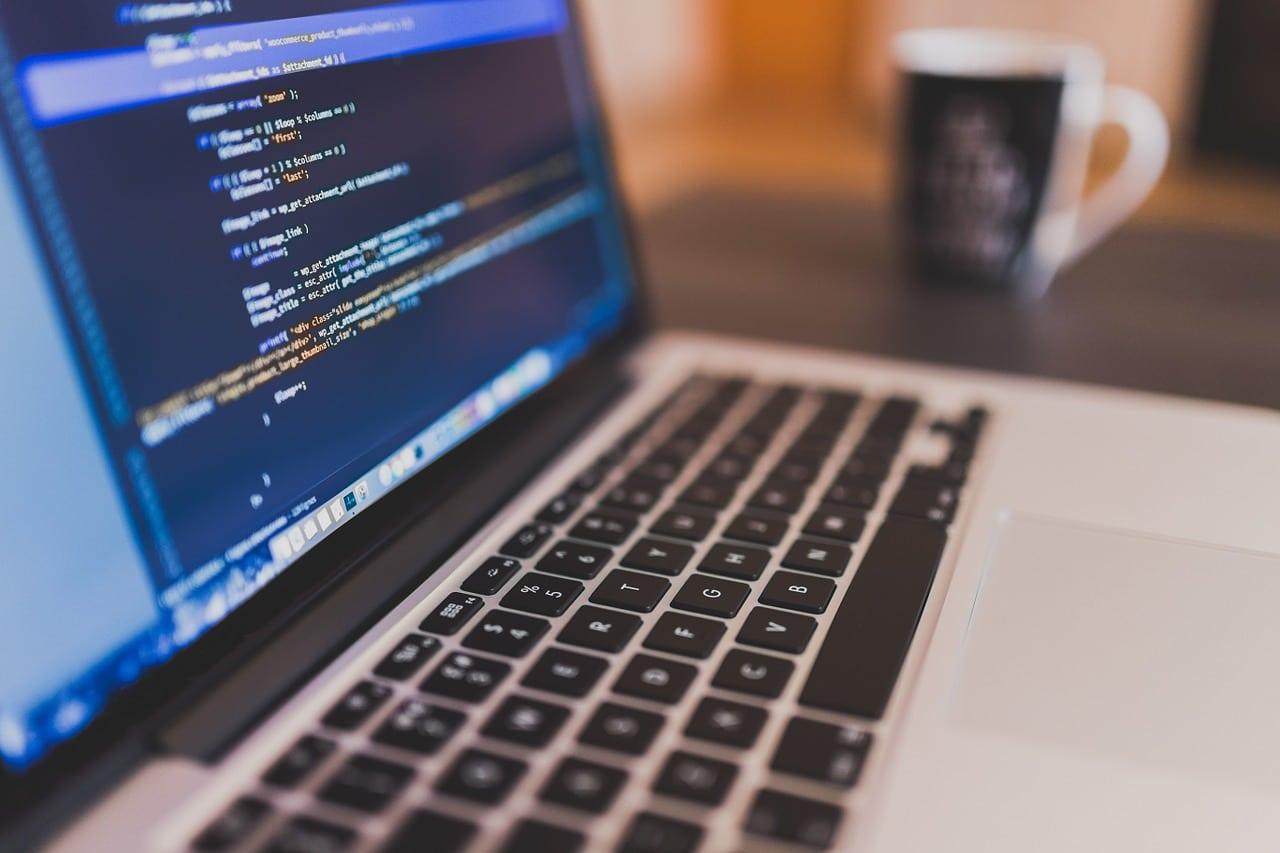 Le développement web d'un site web