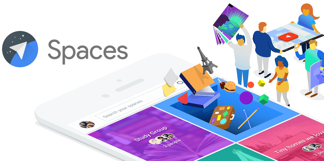 application Google Spaces