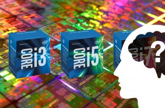 Les meilleurs processeurs pour un PC en 2017
